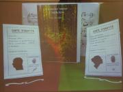 Travaux des élèves sur l'ouvrage de Julia Kerninon